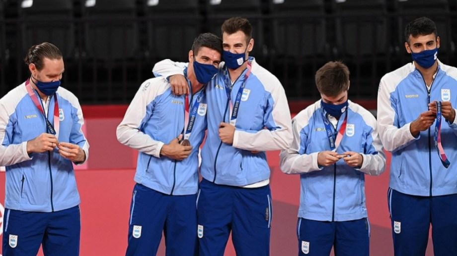 """""""Fue un torneo que, quitando a Túnez, en primera ronda nos tocaron los equipos más difíciles del mundo""""."""