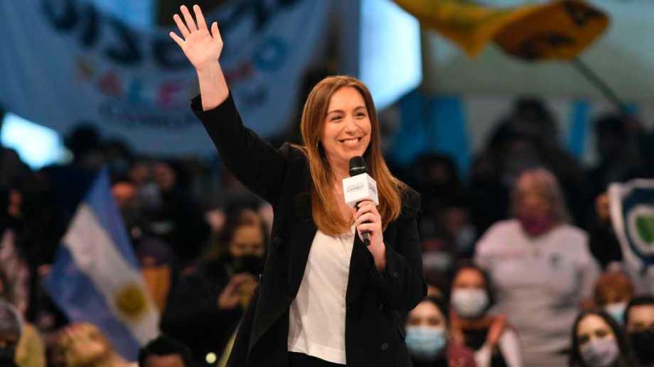 """Vidal: """"Este gobierno se burló de nosotros, nos estafó"""". (Télam)"""