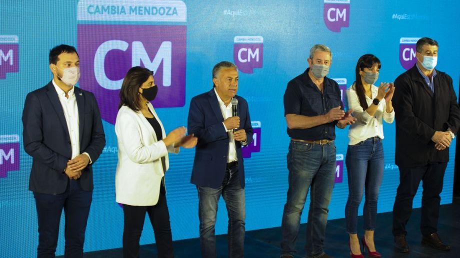 El oficialismo provincial se afianza en Mendoza. (Foto: Telam)
