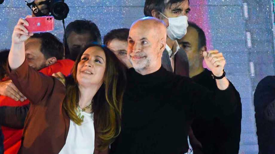 Rodríguez Larreta no canta victoria y se muestra comprometido con mantener la unidad para seguir ampliando la coalición.