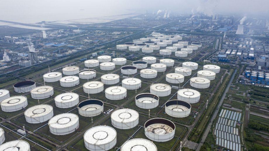 La venta de crudo de sus reservas es una maniobra sin antecedentes. (Foto: gentileza)