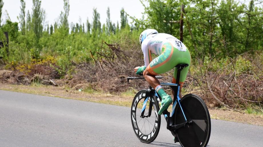 Los ciclistas entrenan para una nueva edición de la Vuelta al Valle. (Foto: Archivo Andrés Maripe)