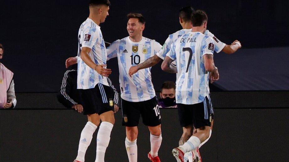 Se viene una nueva triple jornada de Eliminatorias para la Argentina.