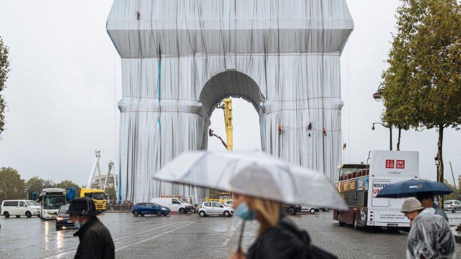 La obra tiene un costo de aproximadamente 16 millones de dólares. (Foto: AP)