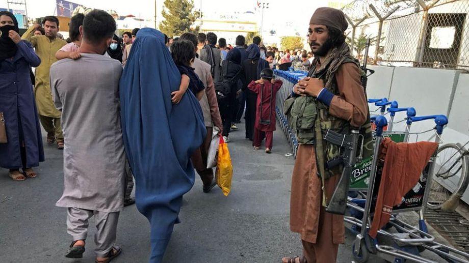 Escepticismo en la comunidad internacional por el nuevo Gobierno en Afganistán.  Foto: archivo