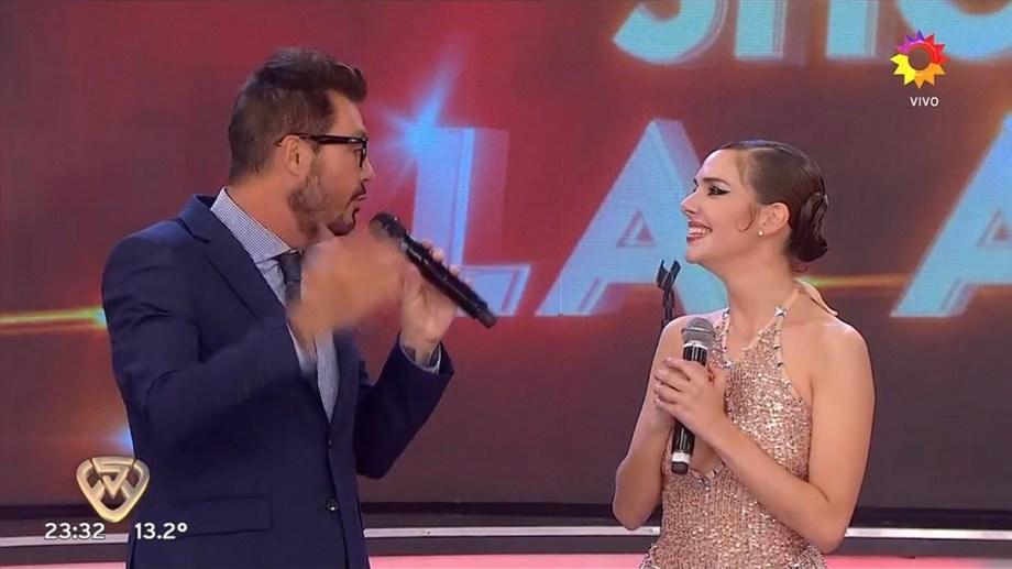 A pura emoción Julieta Nair Calvo anunció que está embarazada.