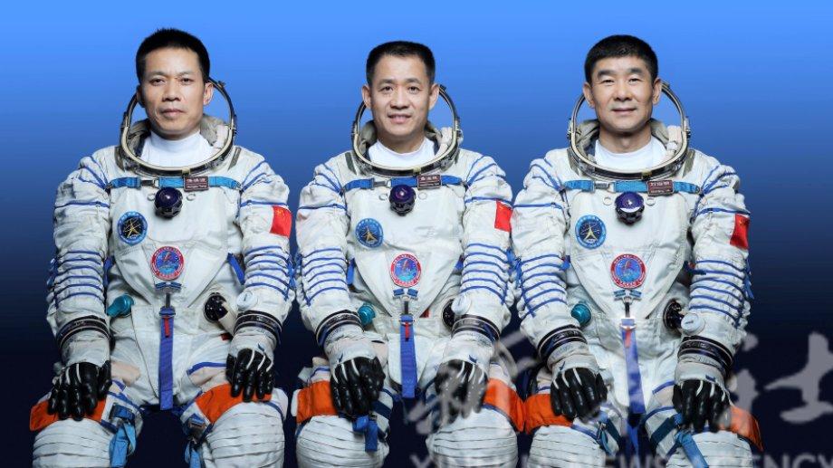 Los astronautas habían iniciado el viaje a mediados de junio. Foto: gentileza