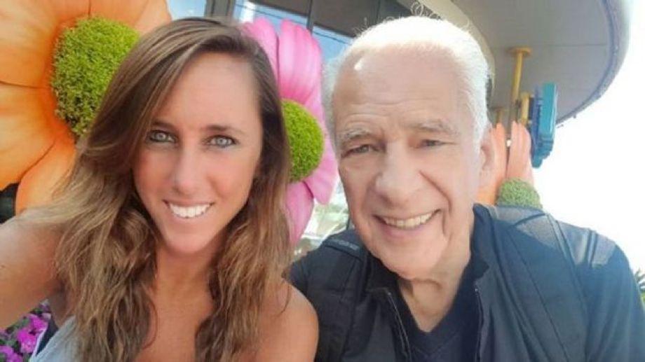 ¨Somos mamá y papá¨, anunció Cormillot en su Instagram.