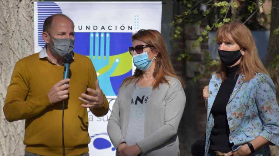 La iniciativa fue presentada en conferencia de prensa. Foto: Emiliana Cantera