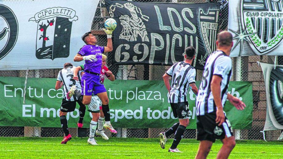 Cipolletti visita a Ferro en La Pampa.
