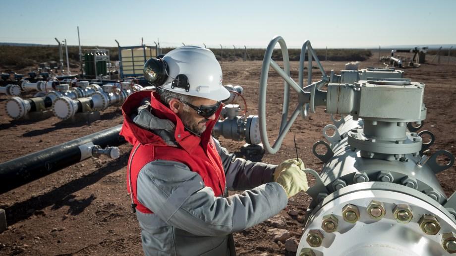 La mayor producción de Vaca Muerta marcó el cambio de escenario en el gas. (Foto: gentileza)