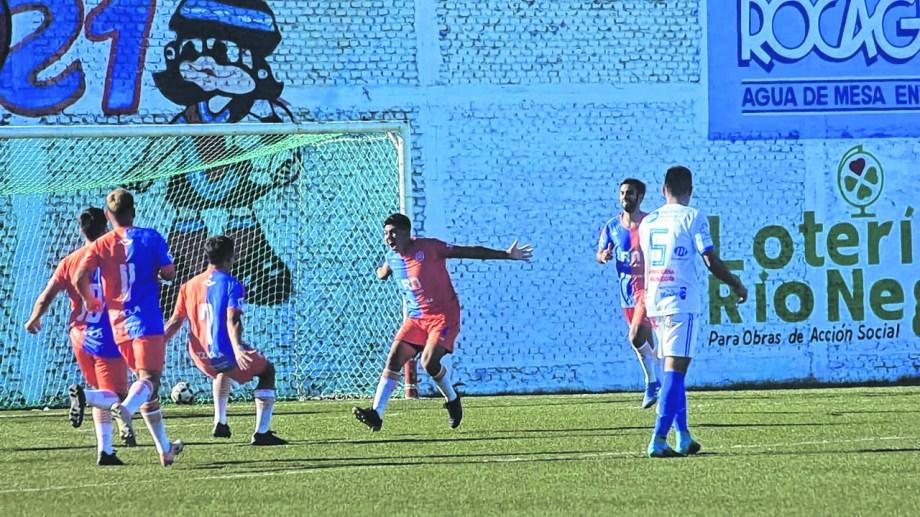 Franco Morales es uno de los goleadores del Naranja y quiere repetir en el Maiolino.