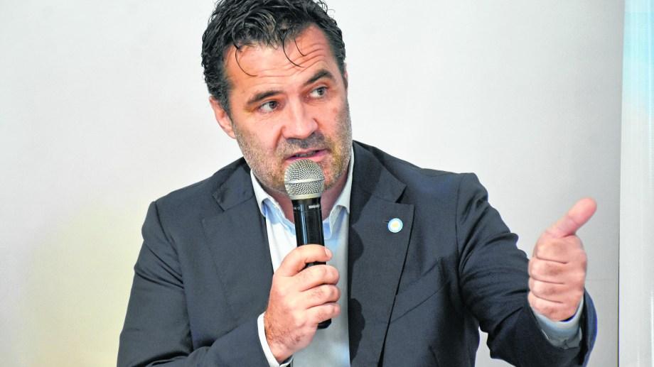 Martínez aseguró que están dispuestos a modificar la redacción de algunos artículos de la ley de promoción.