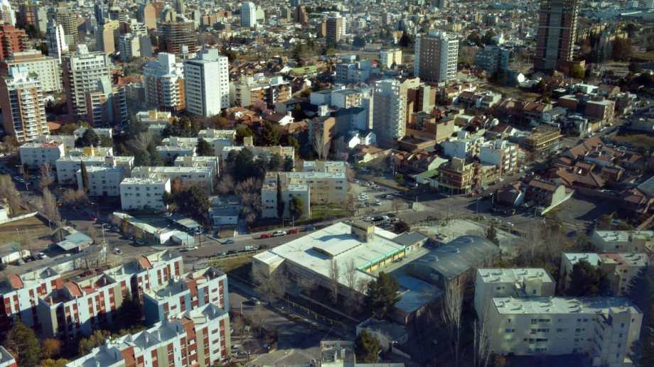 Indiscutible. En las últimas décadas la ciudad tuvo una expansión explosiva. Foto: Yamil Regules