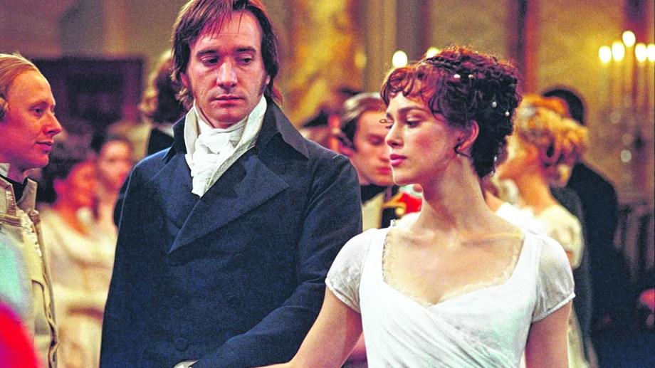 """""""Orgullo y prejuicio"""", de Jane Austen, ha saltado del libro al cine en grandes versiones."""