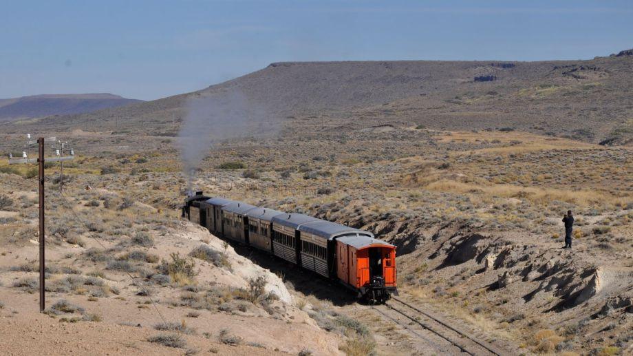 El legendario trencito a vapor cautiva a residentes y foráneos. Foto: José Mellado