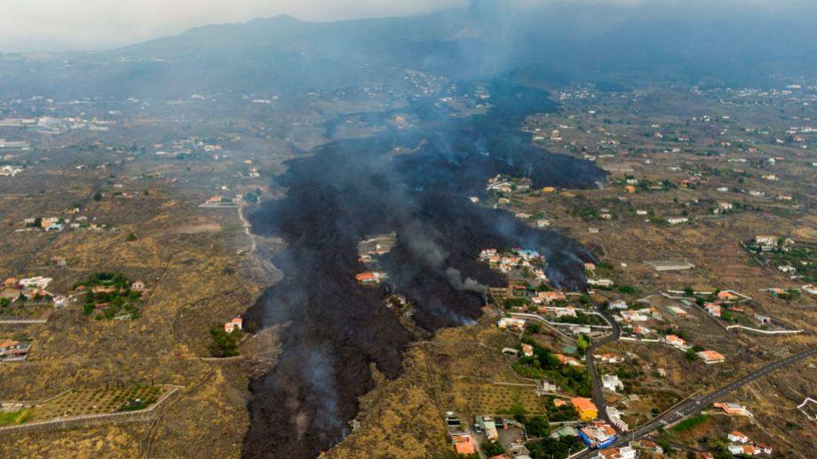 La erupción podría durar entre 24 y 84 días. (Foto: AP)