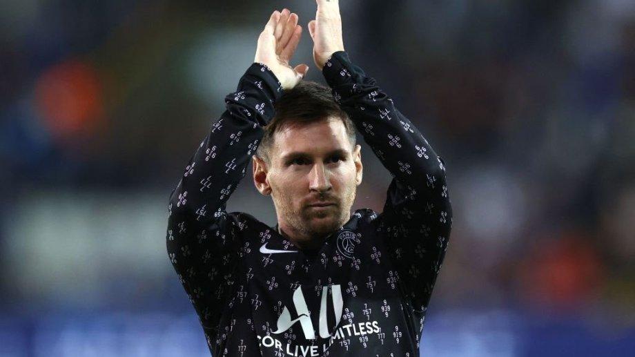 Lionel Messi y el comienzo del torneo que es el gran objetivo de PSG esta temporada.