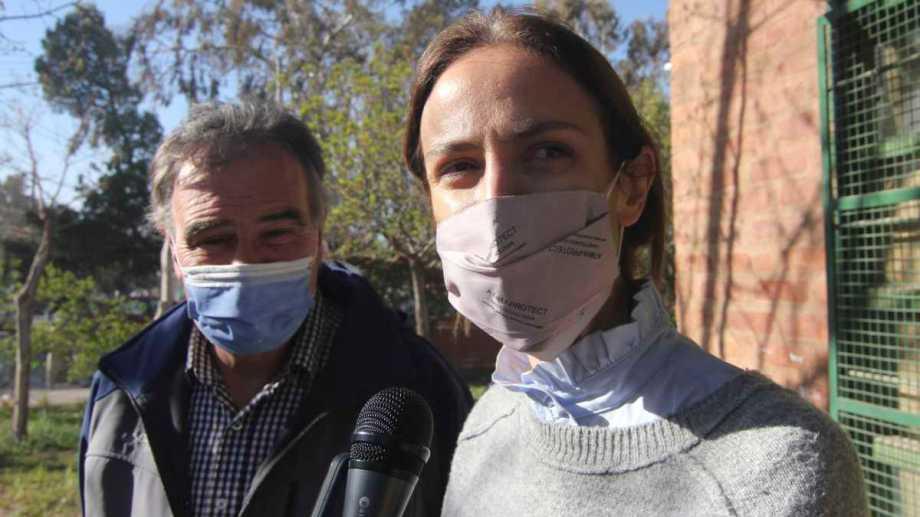 Bertoldi dijo que sumarán a los integrantes de las otras listas para la campaña de noviembre. Foto: archivo Oscar Livera.