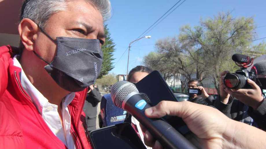 El primer candidato actuará como jefe de campaña hacia el 14 de noviembre. Foto: archivo Oscar Livera.