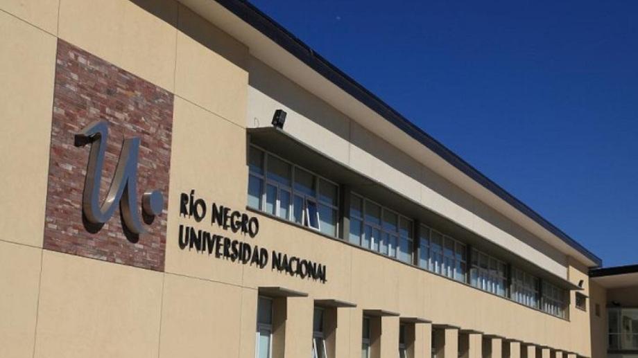 La presencialidad en las aulas de la UNRN se habilitará el 1 de octubre. (Foto archivo)