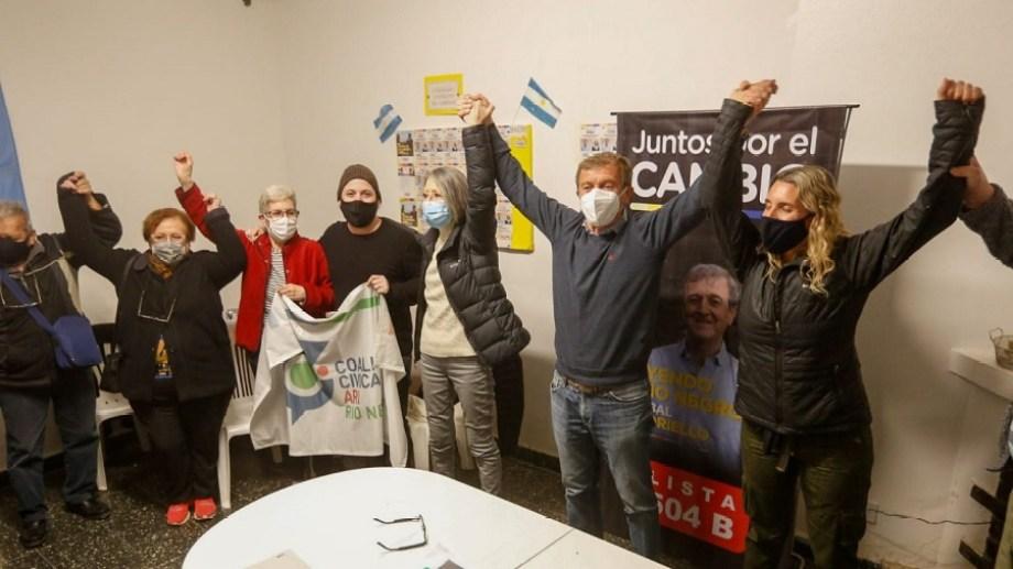 El triunfo de JxC y la consecuente derrota de JSRN en Cipolletti fue el resultado local con mayor impacto presente y futuro de la elección del 12 de septiembre.