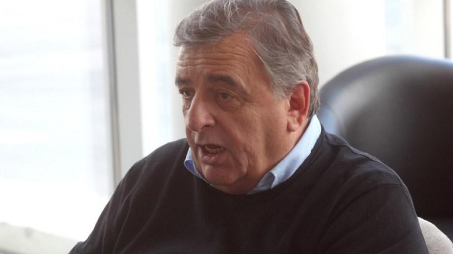 Negri viene de perder la interna en Córdoba por la candidatura a senador frente a Luis Juez. Foto: Oscar Livera.