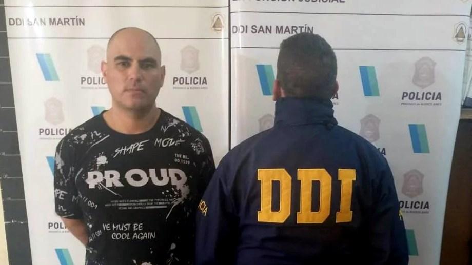 Casalz fue detenido hoy cuando fue a votar. El proceso judicial arranca este lunes.