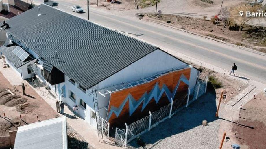 El centro está ubicado en Pasaje Gutiérrez y Castex.