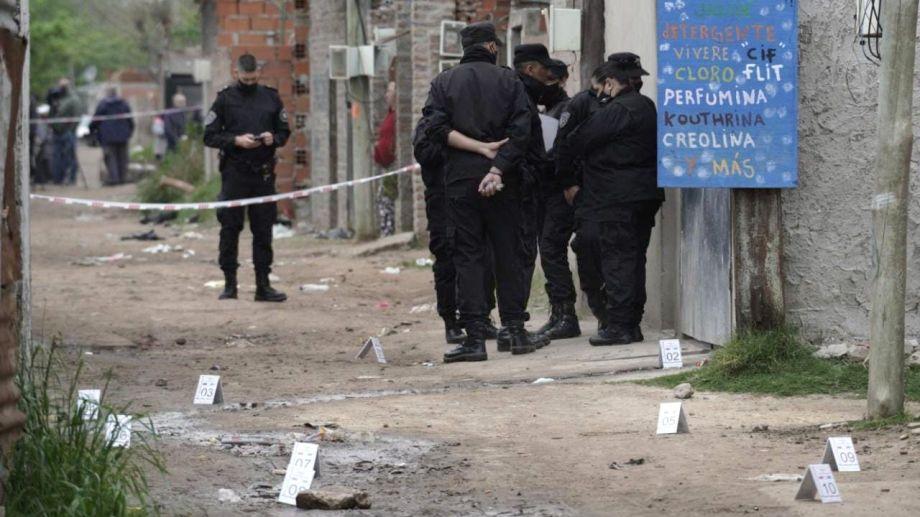 El violento hecho ocurrió en la zona norte de Rosario. (Foto: La Capital)