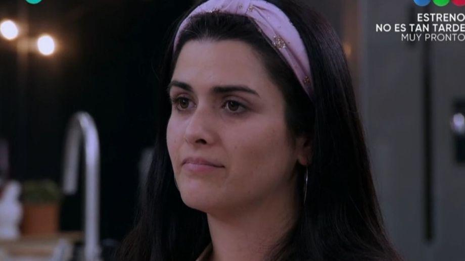 Belén quedó eliminada de Bake Off: emoción y memes en las redes.