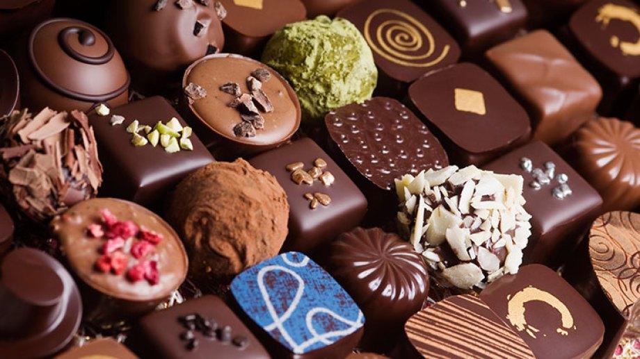 """""""Hay una base del chocolate que es el derivado básico del cacao, que tiene un punto de fusión de 36°. No te tiene que dejar el paladar grasoso"""", detalló."""