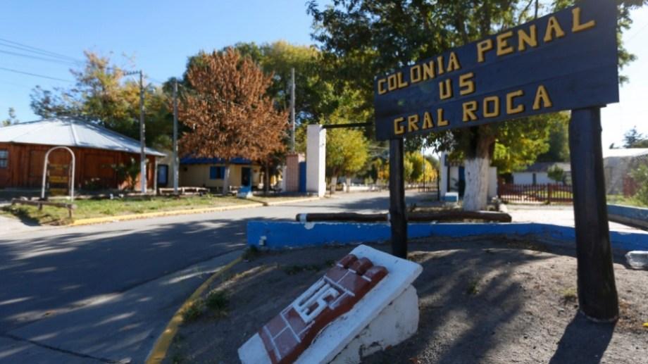 El enfrentamiento ocurrió esta tarde en la Colonia Penal ubicada sobre calle Palacios. (foto: archivo)