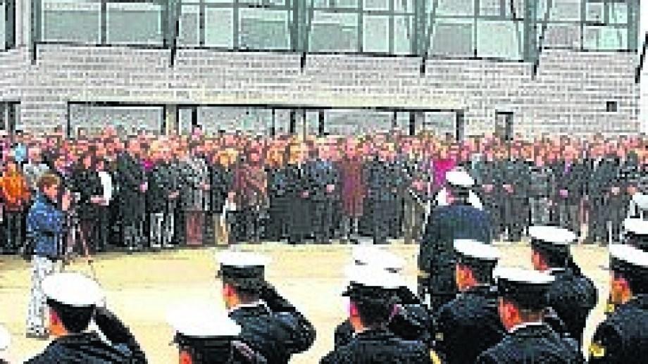 La inauguración se realizó en la mañana del 30 de julio de 2006.
