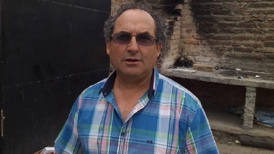 """El intendente Hernández, cuestionado por el """"pago"""" de votos. Foto: archivo."""
