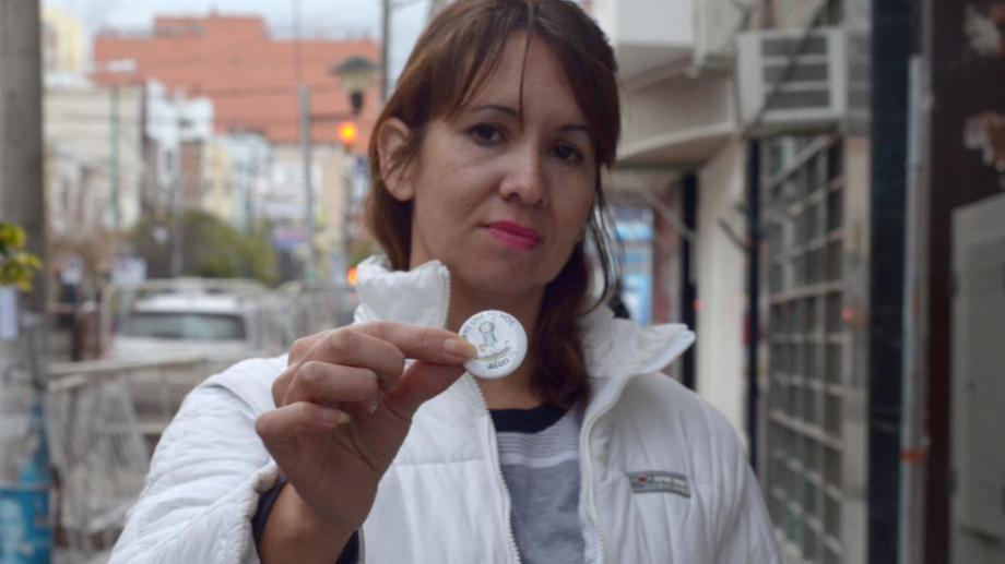 Ivana murió en 2017, con rastros de una parálisis facial y el diagnóstico de epilepsia postraumática producto de la agresión que sufrió. Foto archivo diario Río Negro.