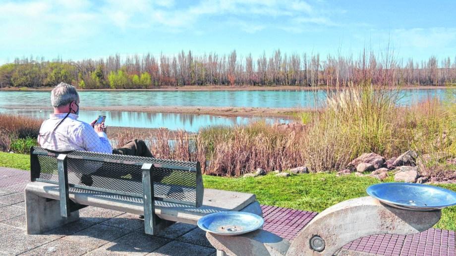 En la actualidad hay un proyecto para convertir el área natural en un paseo turístico y recreativo. (FOTO: Yamil Regules)
