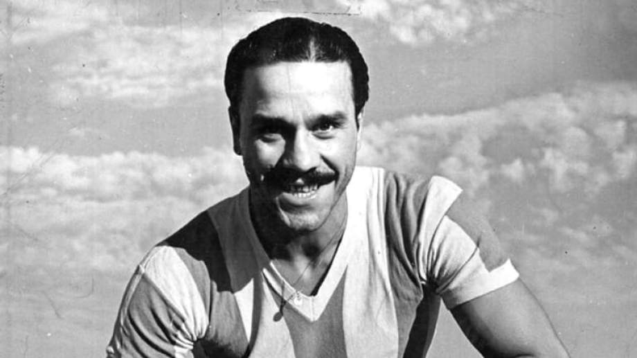 El Charro Moreno, figura de River y el Seleccionado argentino, era un gran bailarín de tango.