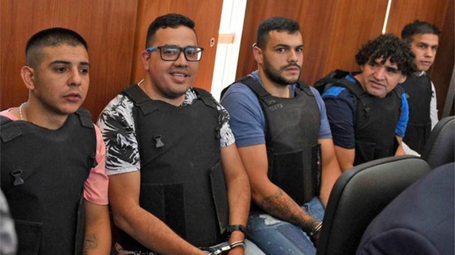 Se lleva adelante el juicio oral en Rosario al jefe de esa narcobanda por al menos 12 balaceras contra sedes judiciales y domicilios particulares de jueces. Foto: Agencia Télam.