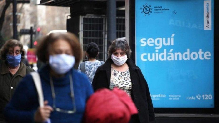 De momento en Argentina hay 1.593 personas con coronavirus internadas en terapia intensiva.