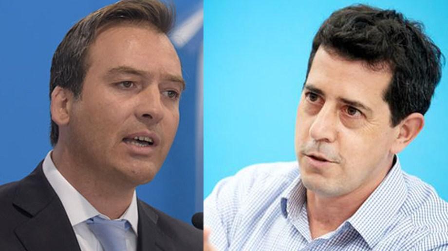 Soria y De Pedro, dos de los ministros que pusieron a disposición su renuncia.