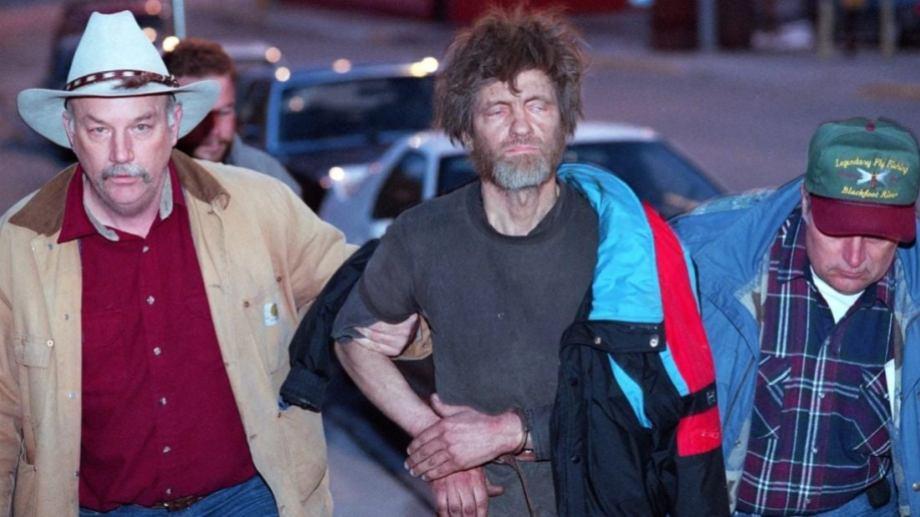 Unabomber fue detenido en 1995 en Estados Unidos.