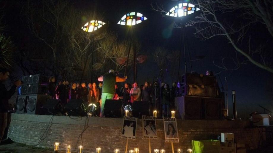 Este año se desarrollarán las actividades a partir de las 16 en el Parque Piedrabuena de Patagones. Foto Archivo.