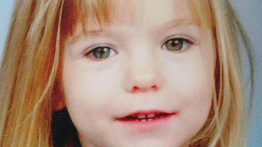 Madeleine desapareció en 2007, cuando tenía tres años, en Praia Da Luz.-