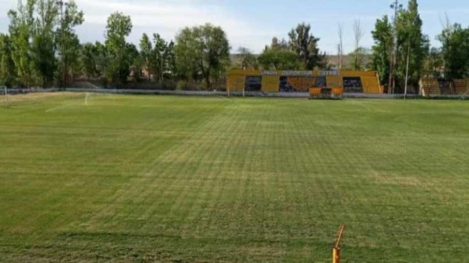 Catriel volverá a ser local el domingo por el clasificatorio al Regional Amateur.