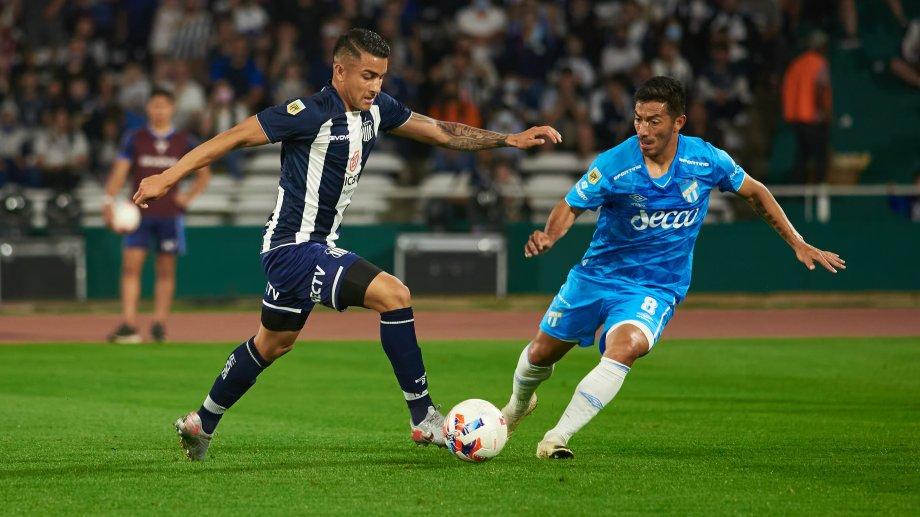 Talleres se impuso a Atlético Tucumán en el estadio Mario Kempes de la capital cordobesa.
