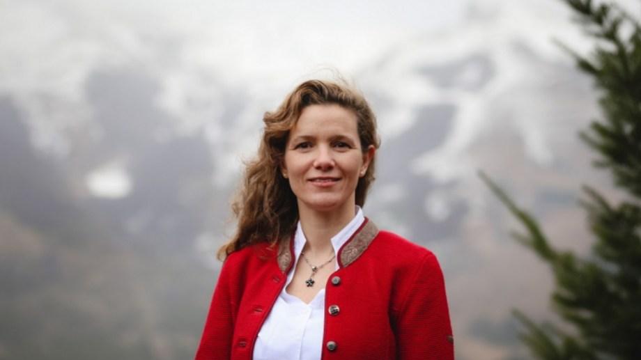Futuro. Yanina Fasano investiga en nuevos materiales que podrían usarse en la computación cuántica.