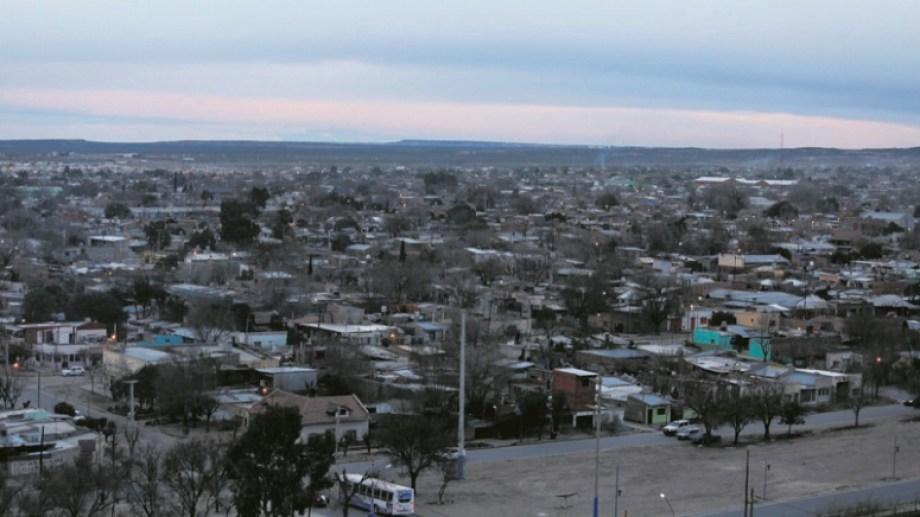 En Barrio Nuevo se registran muchos robos con armas y enfrentamientos entre bandas.