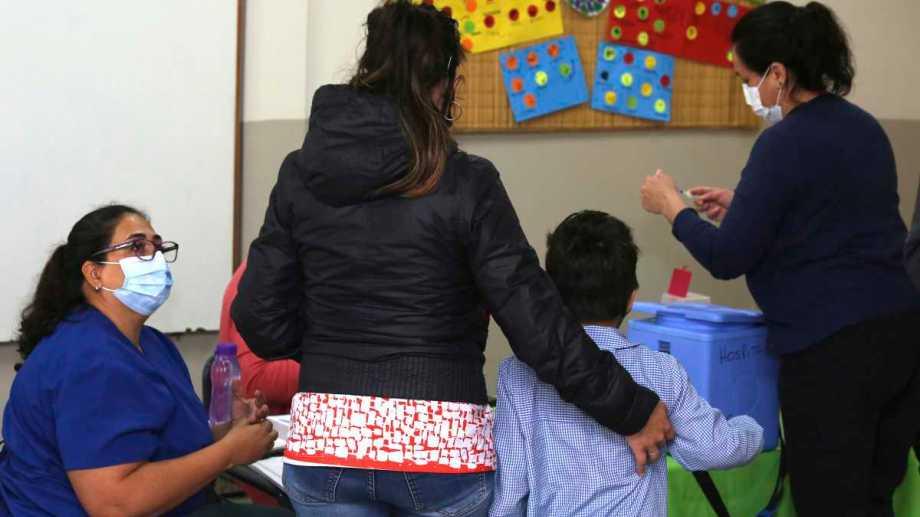 En Regina se vacunará a niños contra el covid-19 y se completarán esquemas del Plan Nacional de Vacunas.