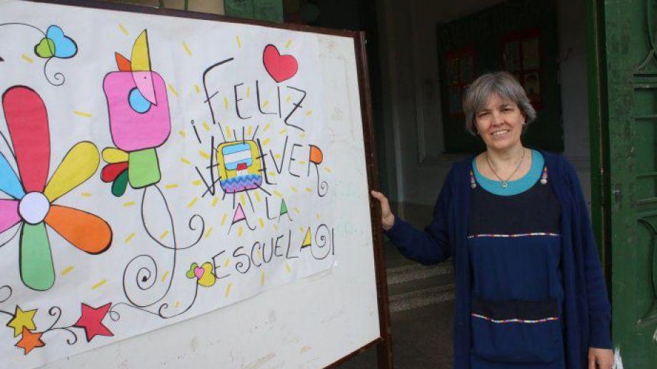 Ana María Stelman entre 10 finalistas a mejor docente del mundo.